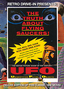 UNIDENTIFIED FLYING OBJECTS: 1956 DELUXE VERSION